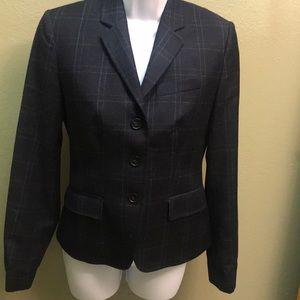 J Crew Navy wool blazer